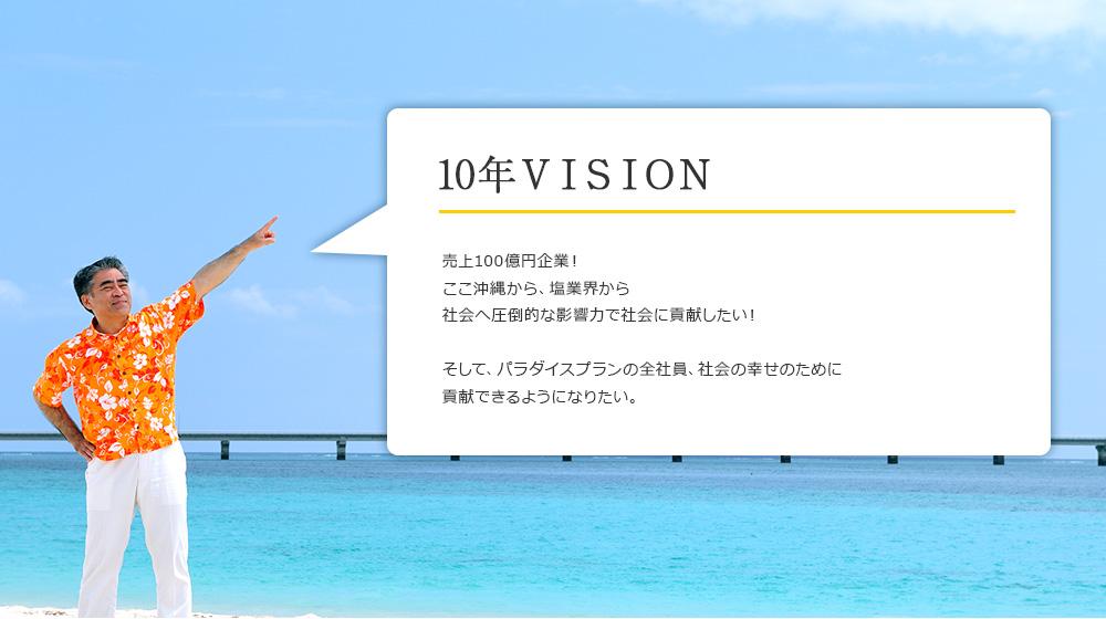 10年vision